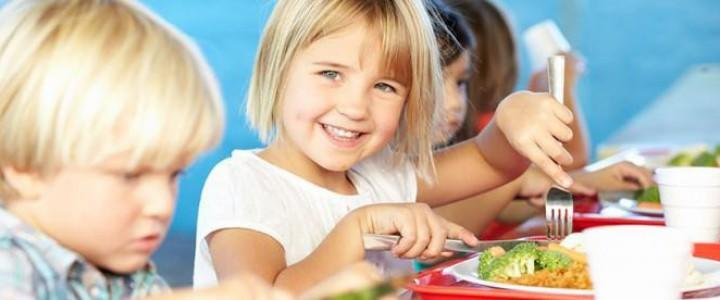Curso gratis online monitor de comedores escolares para for Empresas comedores escolares