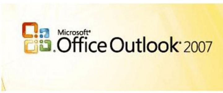 Outlook 2007 - Curso acreditado por la Universidad Rey Juan Carlos de Madrid -