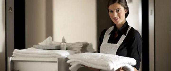 Curso gratis online de camarera de pisos para trabajadores - Camarera de pisos curso gratuito ...