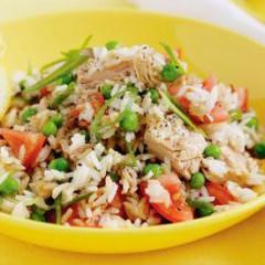 Preparación de huevos, arroces, pastas y verduras