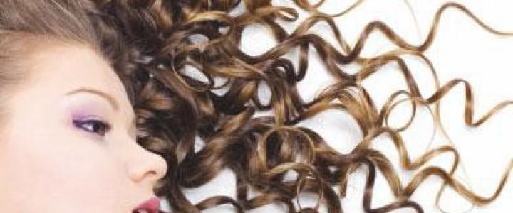 Cambios de forma permanente del cabello. IMPQ0208 - Peluquería