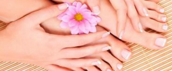 Seguridad y salud en los cuidados estéticos de manos y pies. IMPP0108 - Cuidados estéticos de manos y pies