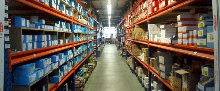 Servicios de almacén