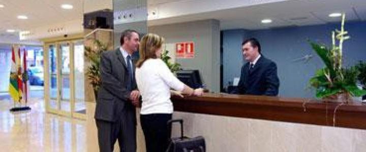 Técnicas de recepción y comunicación. ADGG0208 - Actividades Administrativas en la relación con el cliente