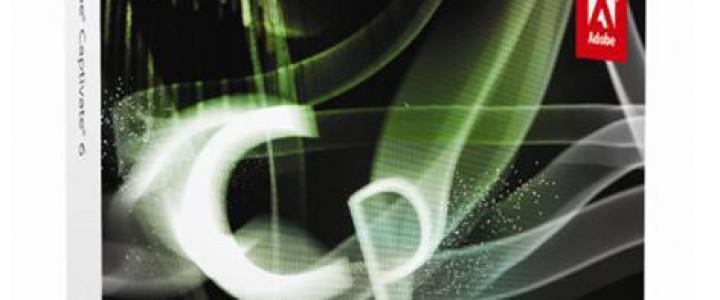 Técnico Profesional en Creación de Material Didáctico Online (Scorm) con Adobe Captivate CS6