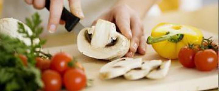 Certificación Internacional en Seguridad Alimentaria. Sistema APPCC y Manipulación en la Alimentación
