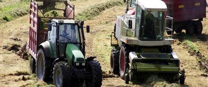 UF0005 Transporte y Almacenamiento de Cultivos Herbáceos