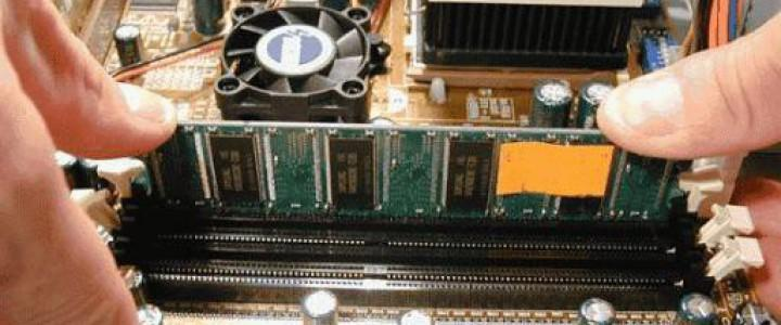 UF0465 Montaje de Componentes y Periféricos Microinformáticos
