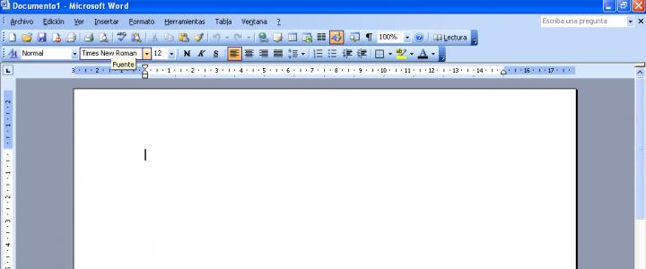 UF0510 Procesadores de Textos y Presentaciones de Información Básicos