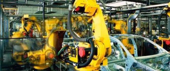UF0620 Elementos y Mecanismos de Máquinas Industriales