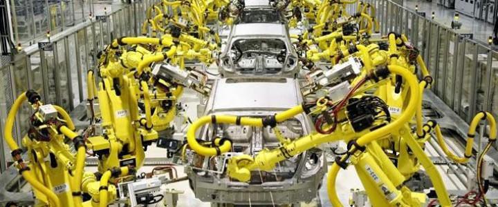 UF0623 Reparación de Elementos de Máquinas Industriales