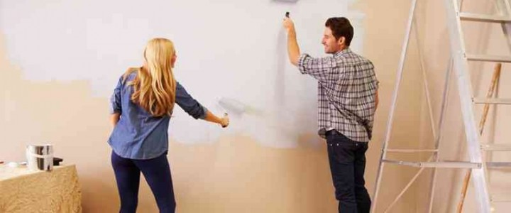 UF0645 Proceso y Preparación de Equipos y Medios en Trabajos de Pintura en Construcción