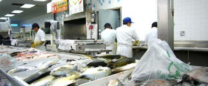 UF1223 Acondicionado del Pescado y Marisco