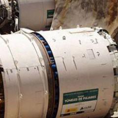 UF1579 Operaciones de Excavación y Sostenimiento con Tuneladora de Suelos