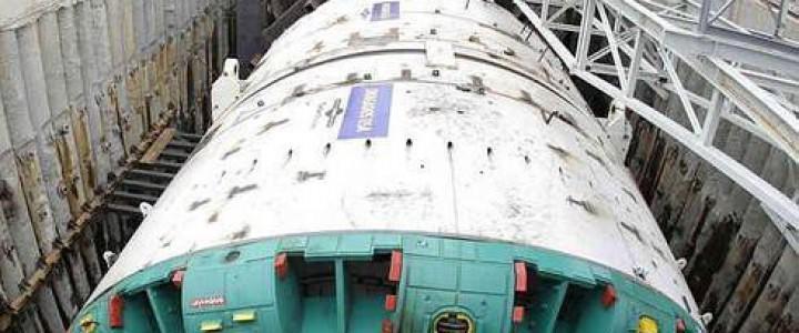 UF1582 Operaciones de Excavación y Sostenimiento con Tuneladora de Rocas