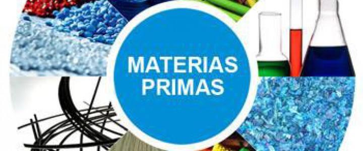 UF1942 Elaboración de Inventarios de Consumo de Materias Primas y Recursos
