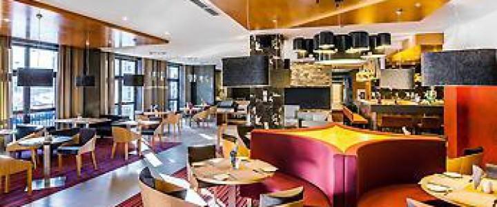 Control de la actividad económica en el bar y cafetería. HOTR0508 - Servicios de Bar y Cafetería