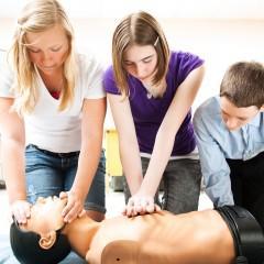 Curso Práctico de Primeros Auxilios en Centros Comerciales