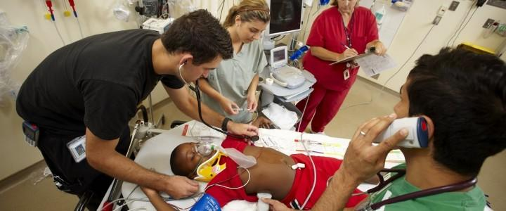 Técnico Profesional en Emergencias Médicas en las Urgencias