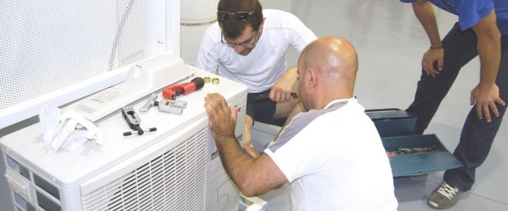 UF1132 Realización y Supervisión del Mantenimiento Preventivo de Instalaciones Frigoríficas