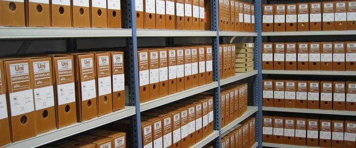 UF0347 Sistemas de Archivo y Clasificación de Documentos