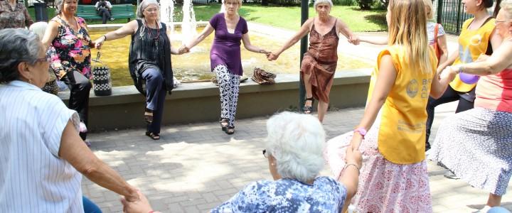Monitor de Actividades Físicas Recreativas para Personas de la Tercera Edad
