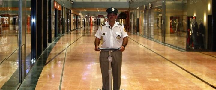 Técnico en Seguridad Privada en Centros Comerciales