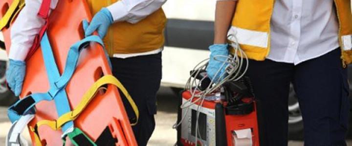 Curso Práctico de Primeros Auxilios para Profesionales Sanitarios