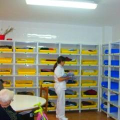 Curso Práctico de Lavandería en Centros Residenciales