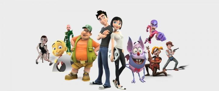 Máster en Creación y Animación de Personajes 3D + Escenarios Virtuales 3D: Especialidad Animación para Videojuegos