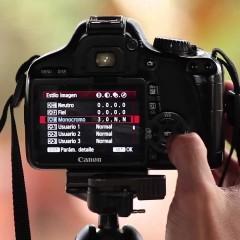Profesor de Fotografía Digital