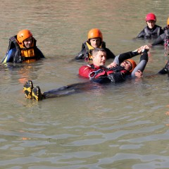Experto en Técnicas de Salvamento en Ríos e Inundaciones