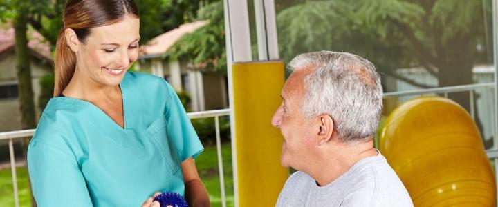 Experto en Animación Sociosanitaria e Integración Social del Anciano para Terapeutas Ocupacionales