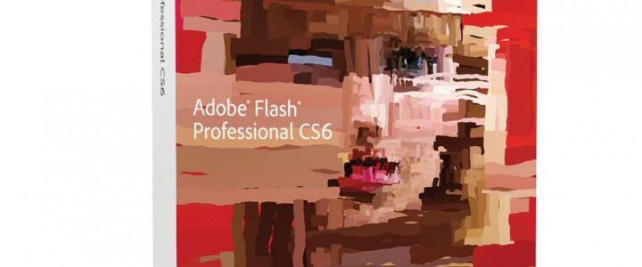 Especialista TIC en Diseño con Adobe Professional Flash CS6