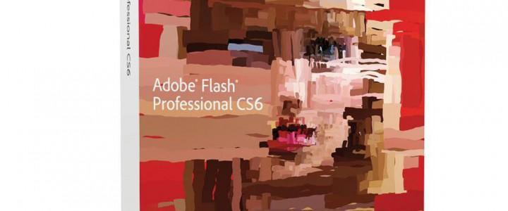 Especialista TIC en Diseño con Adobe Professional Flash CS6