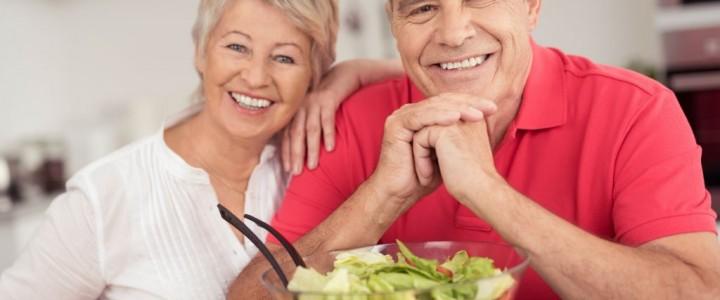 Especialista en Dietética y Nutrición en la Tercera Edad