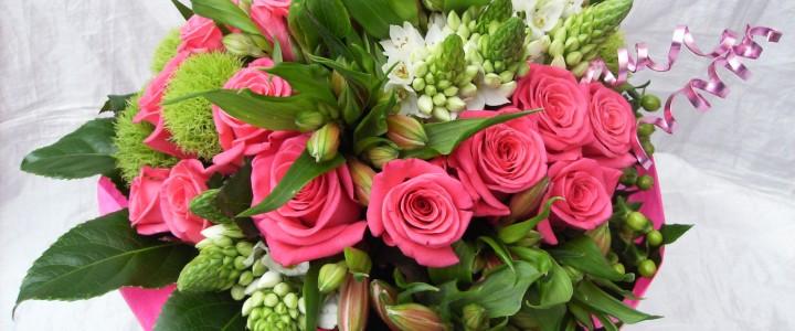AGAJ0208 Arte Floral y Gestión de las Actividades de Floristería